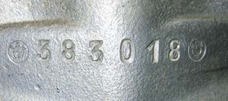 Serial Number Reference